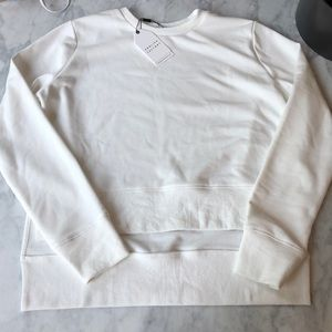 English factory sweatshirt